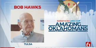 Amazing Oklahoman: Longtime Artist Bob Hawks Celebrates 100th Birthday