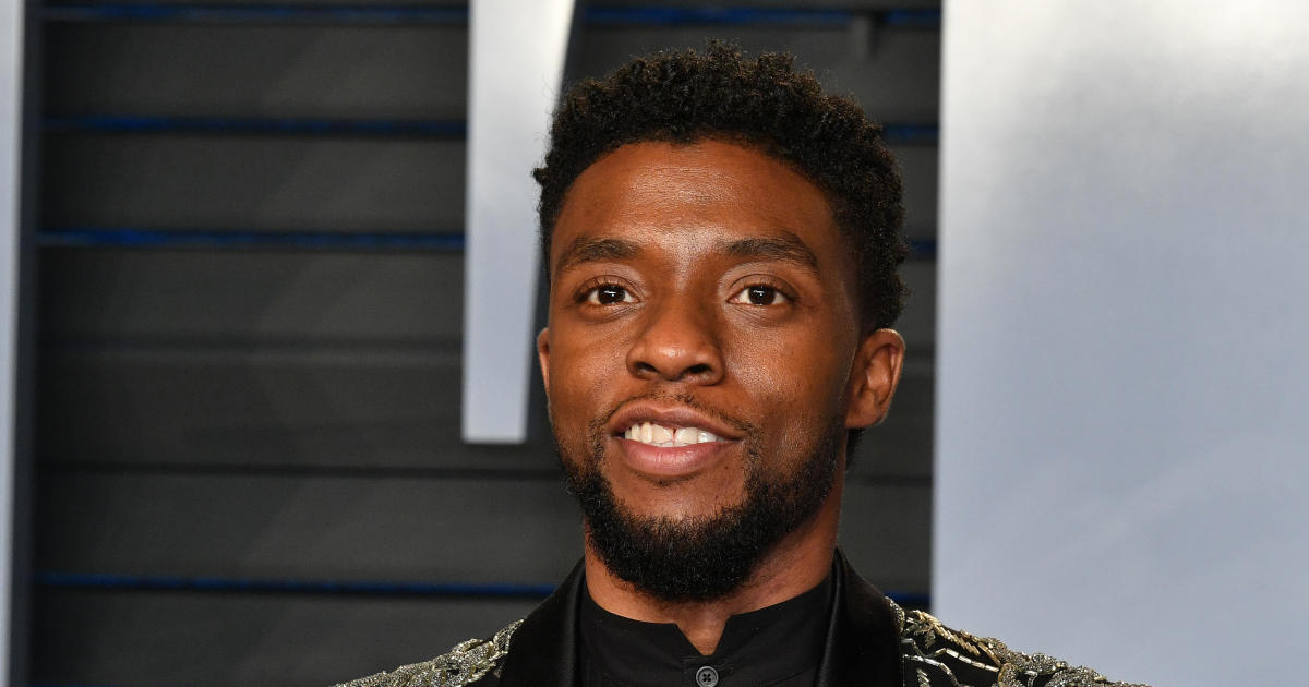 AP: Black Panther Actor Chadwick Boseman Dies After Cancer Battle