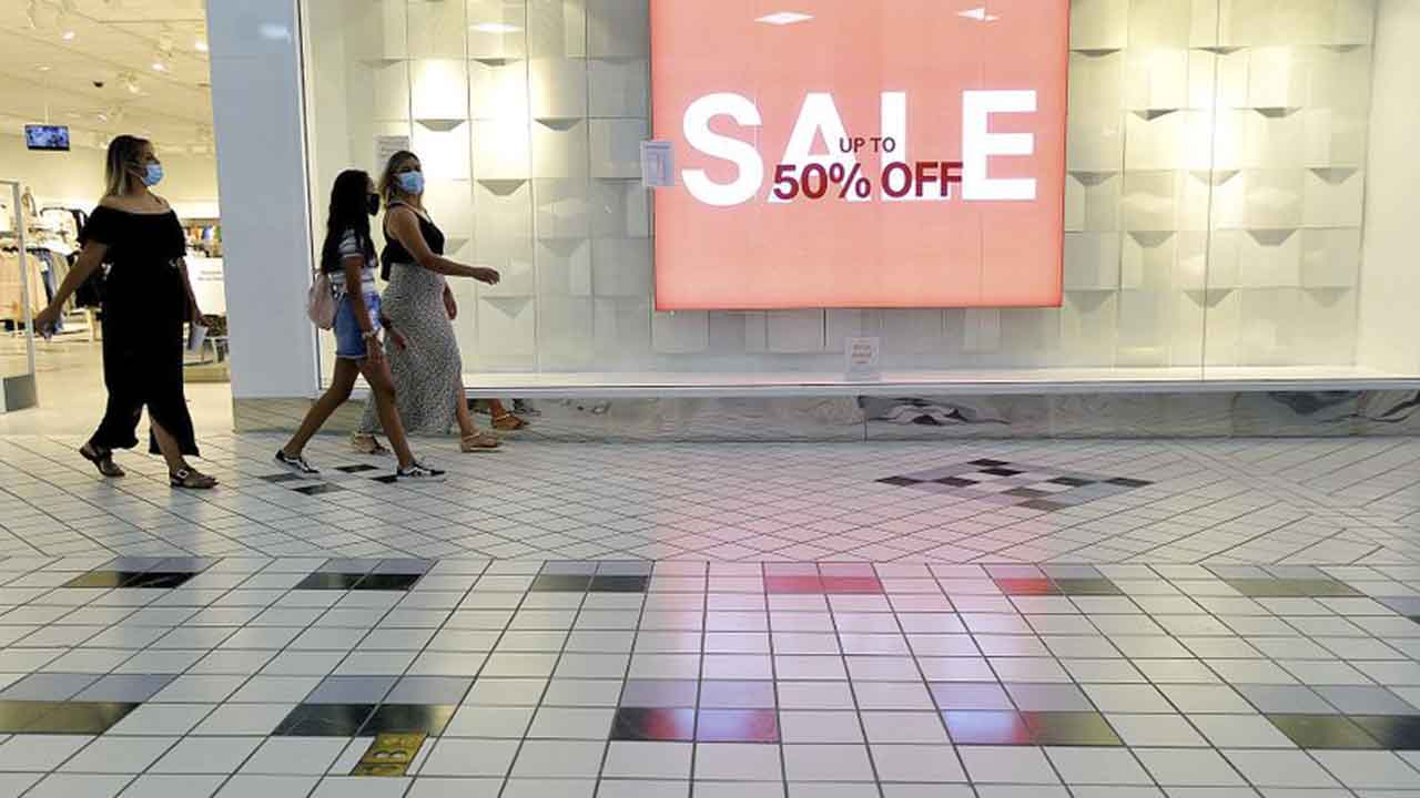 US Consumer Spending Rose A Moderate 1.9% In July