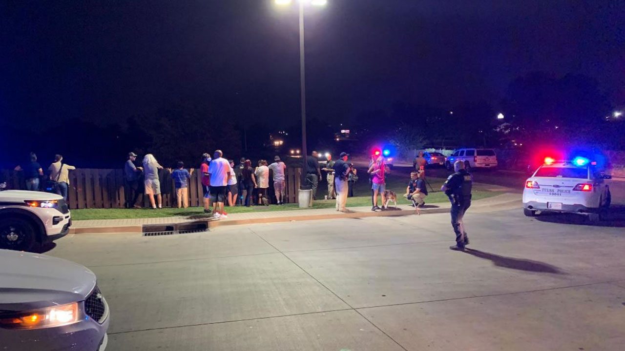 TPD Rules Deadly Shooting Near Convenience Store A Homicide
