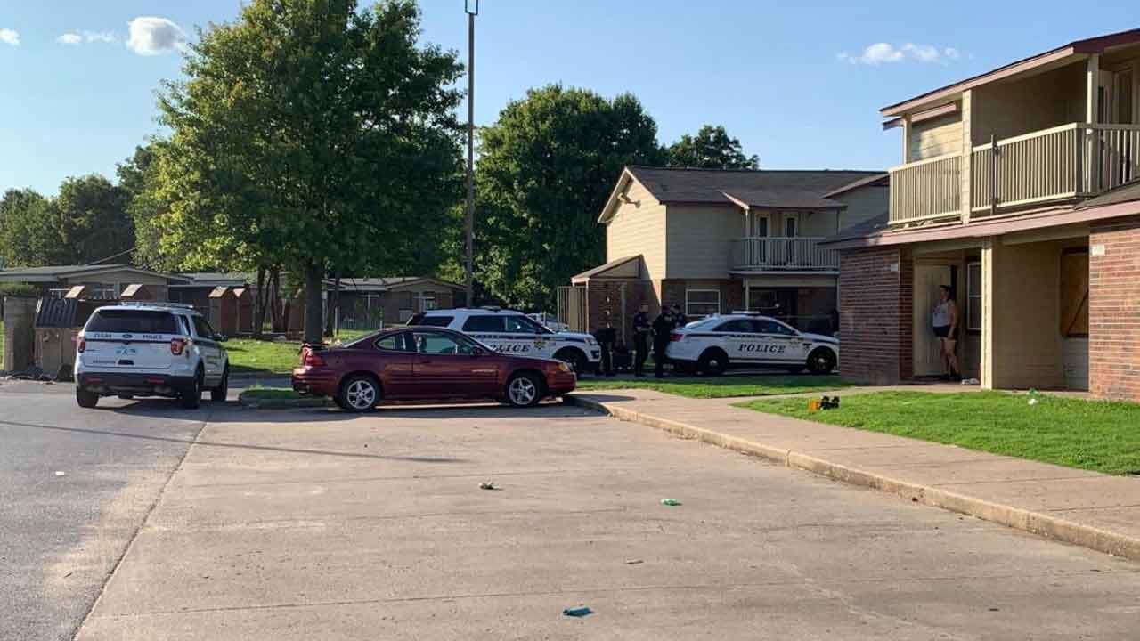 Tulsa Police: Woman Expected To Survive After Apartment Shooting