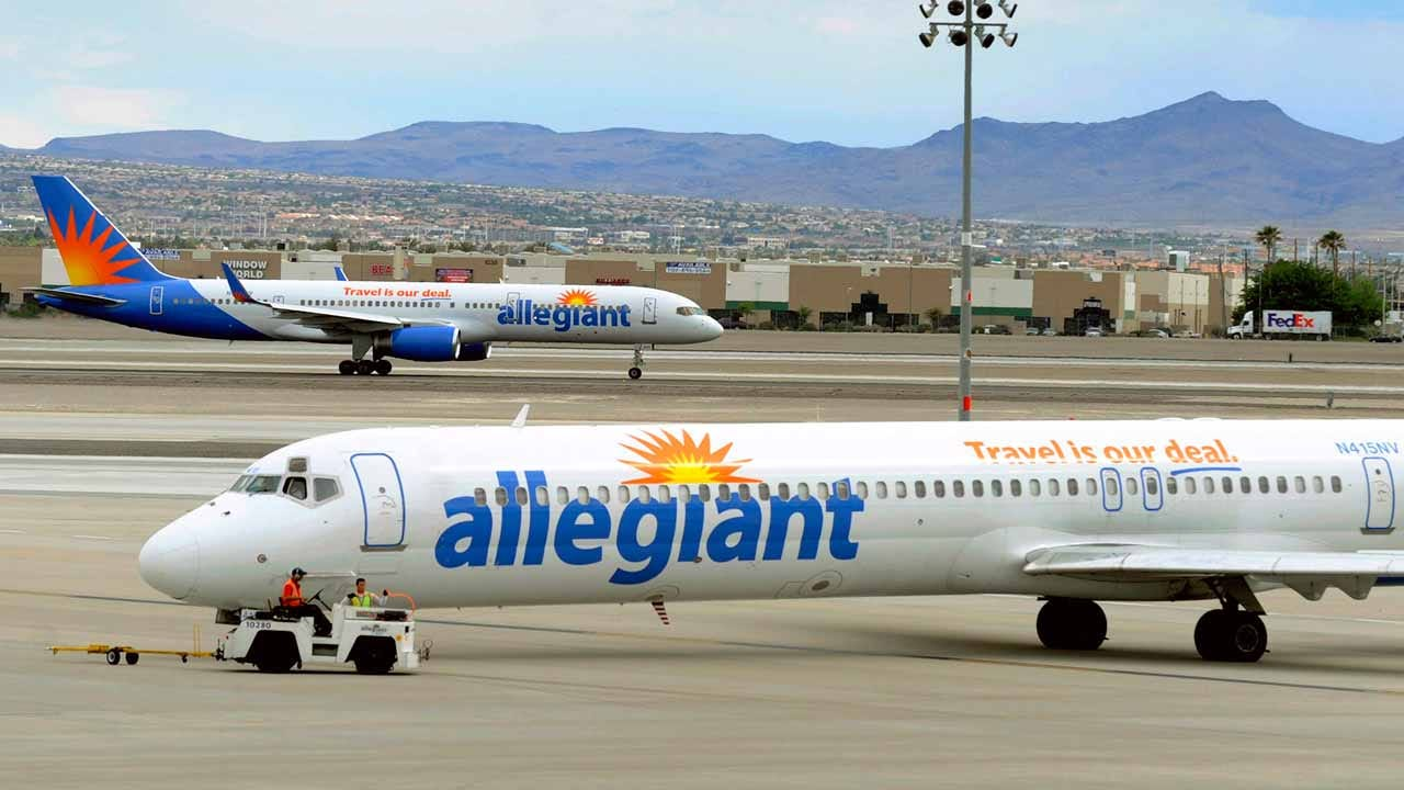 Allegiant Airlines Announces Non-Stop Flight From Tulsa To San Diego