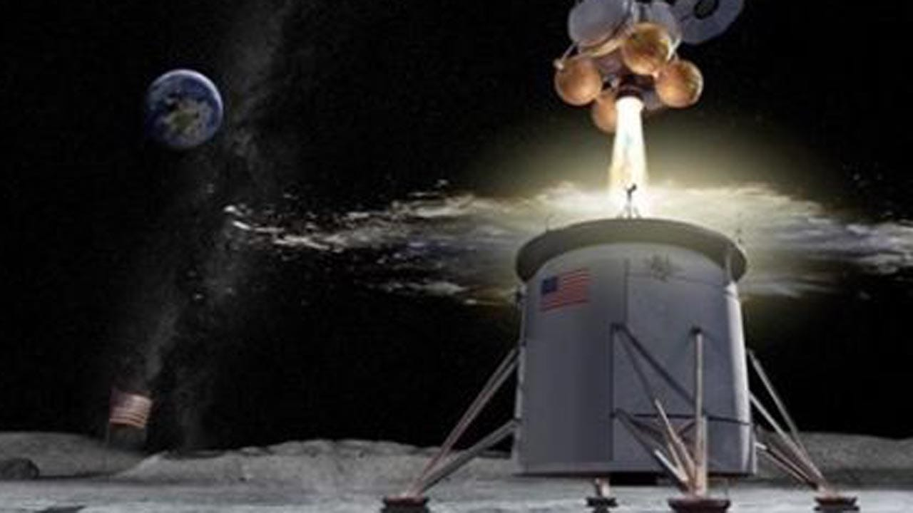 President Trump Requests Funding Boost For NASA's Artemis Moon Program