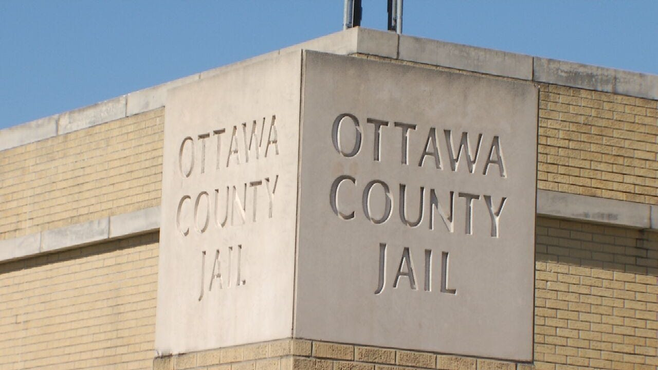 Some Inmates Returned To Ottawa County Jail After Fire Forced Closure