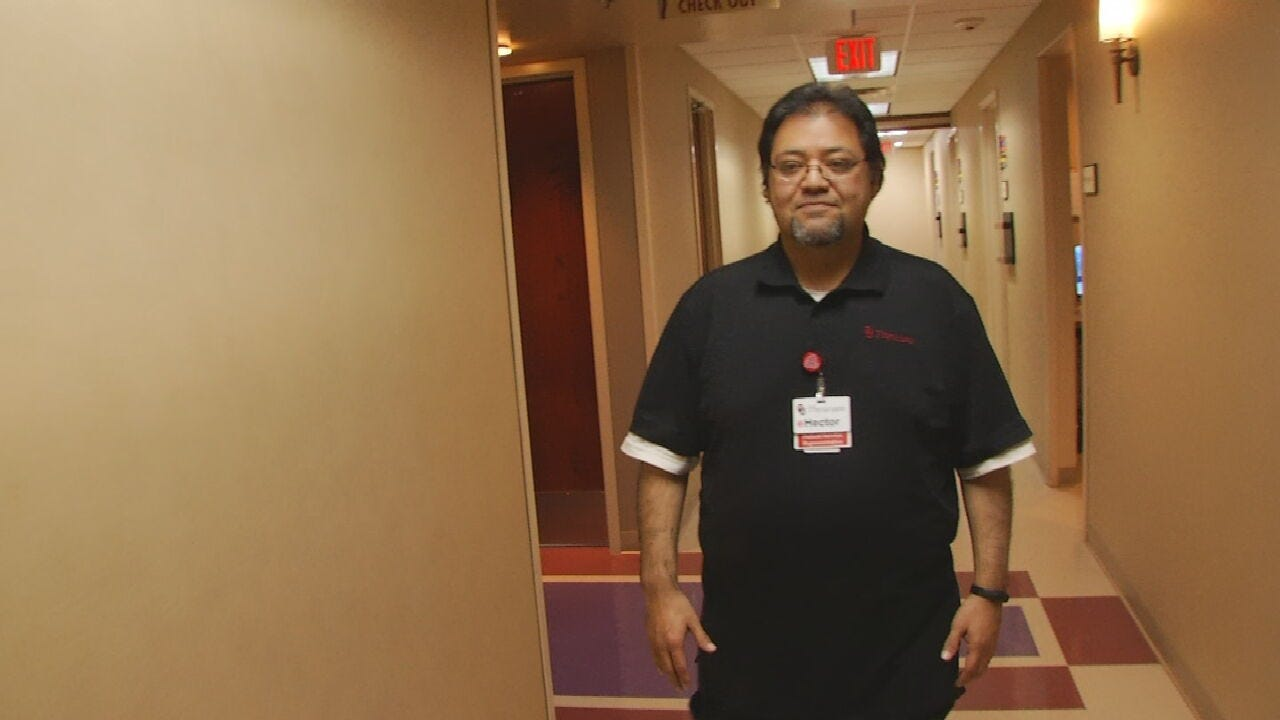 Emergency Surgery In Tulsa Leads To New Life