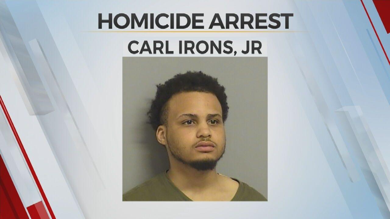 Tulsa Murder Suspect Turns Himself In