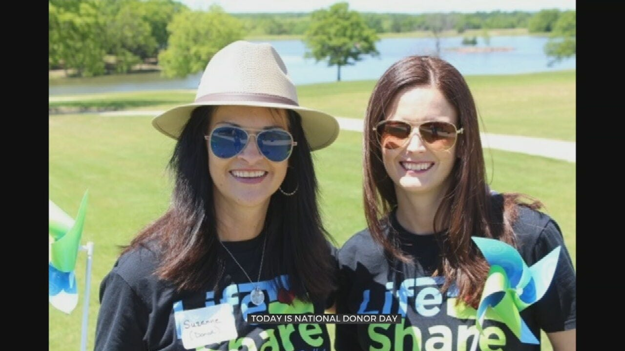 National Donor Day Raises Awareness For Organ Donors