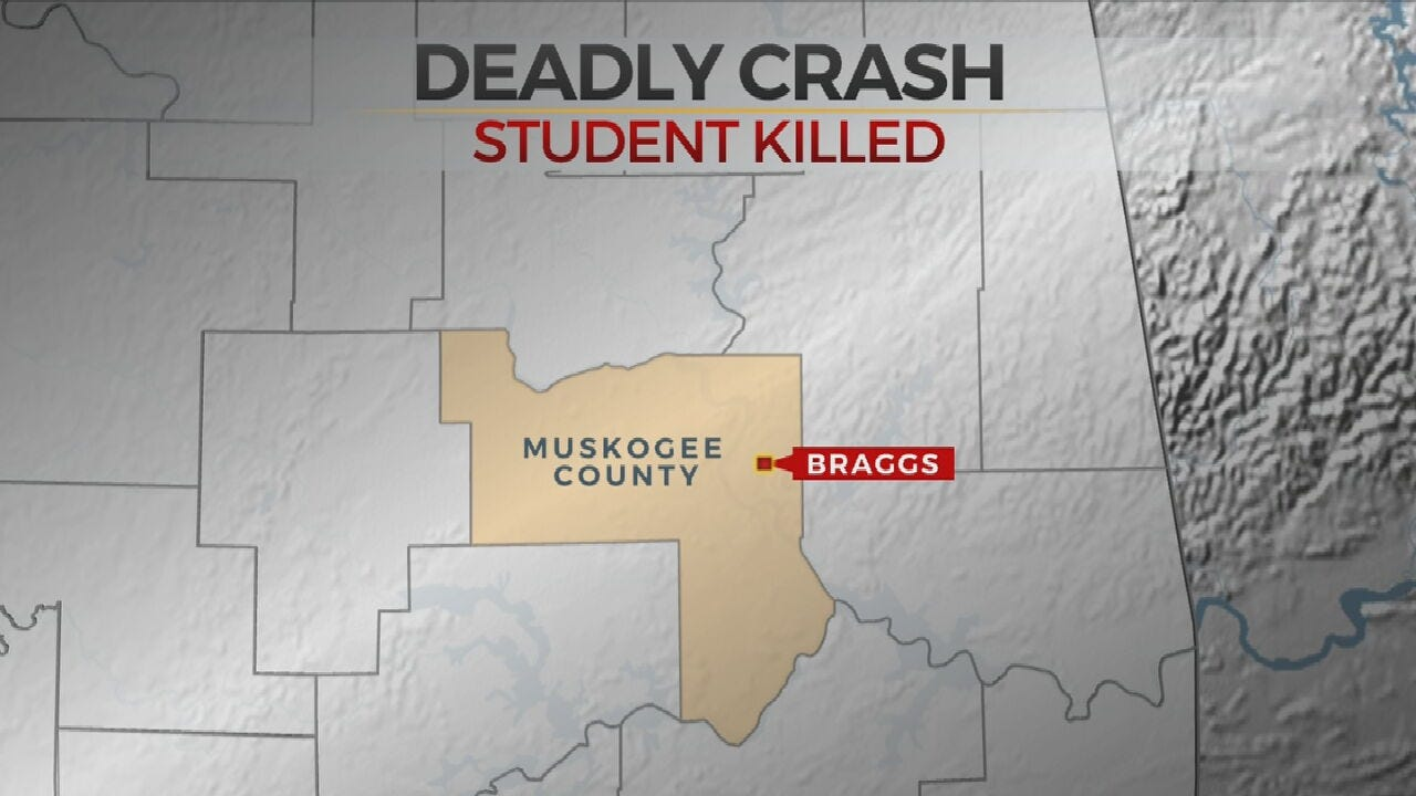 Braggs Public Schools Hold Fundraiser For Family Of Student Killed In Crash