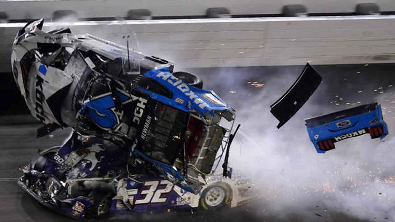 Ryan Newman Taken To Hospital After Terrifying Crash On Final Lap Of Daytona 500