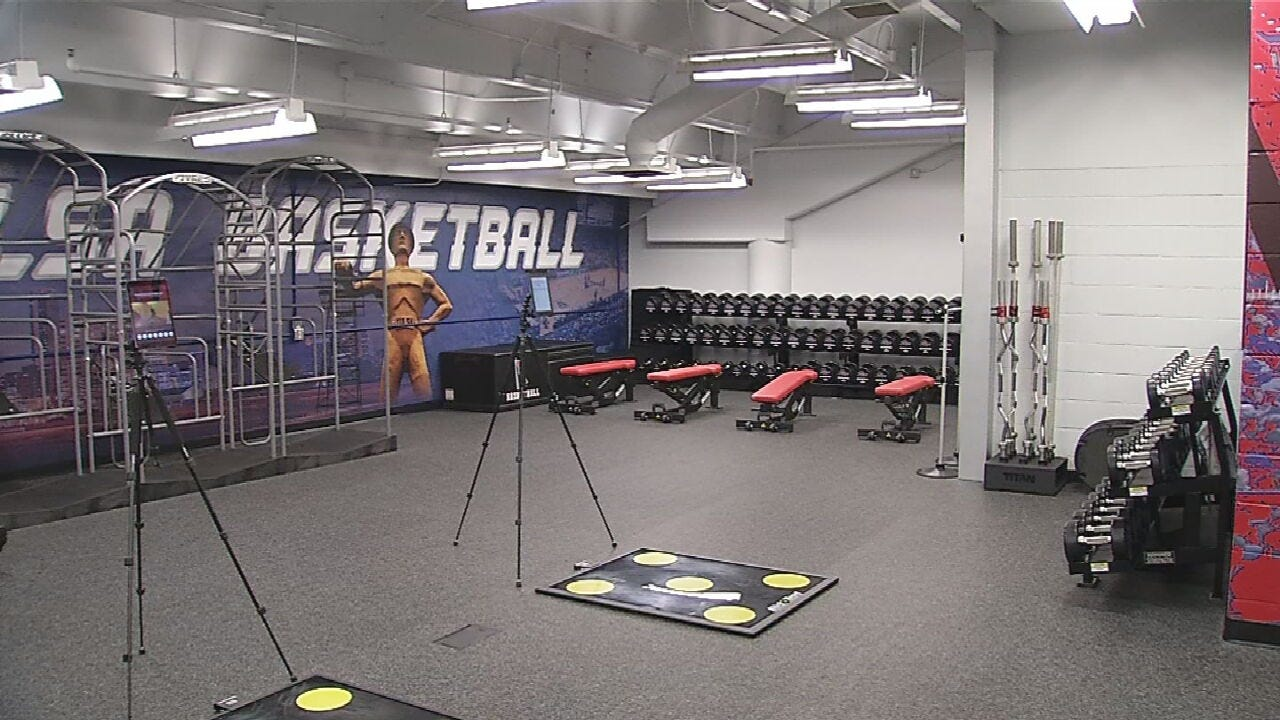 TU Basketball Excited About New Performance Center