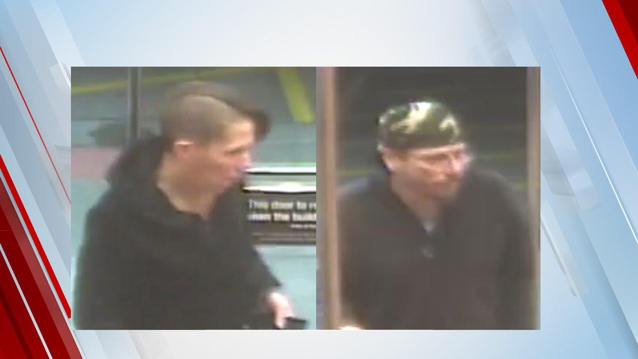 Broken Arrow Police Searching For Stolen Debit Card Suspects