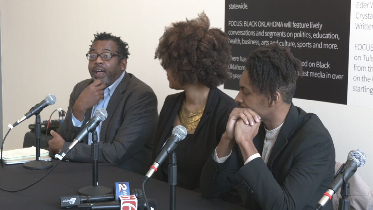 New Radio Show To Highlight Stories Important To Black Oklahomans