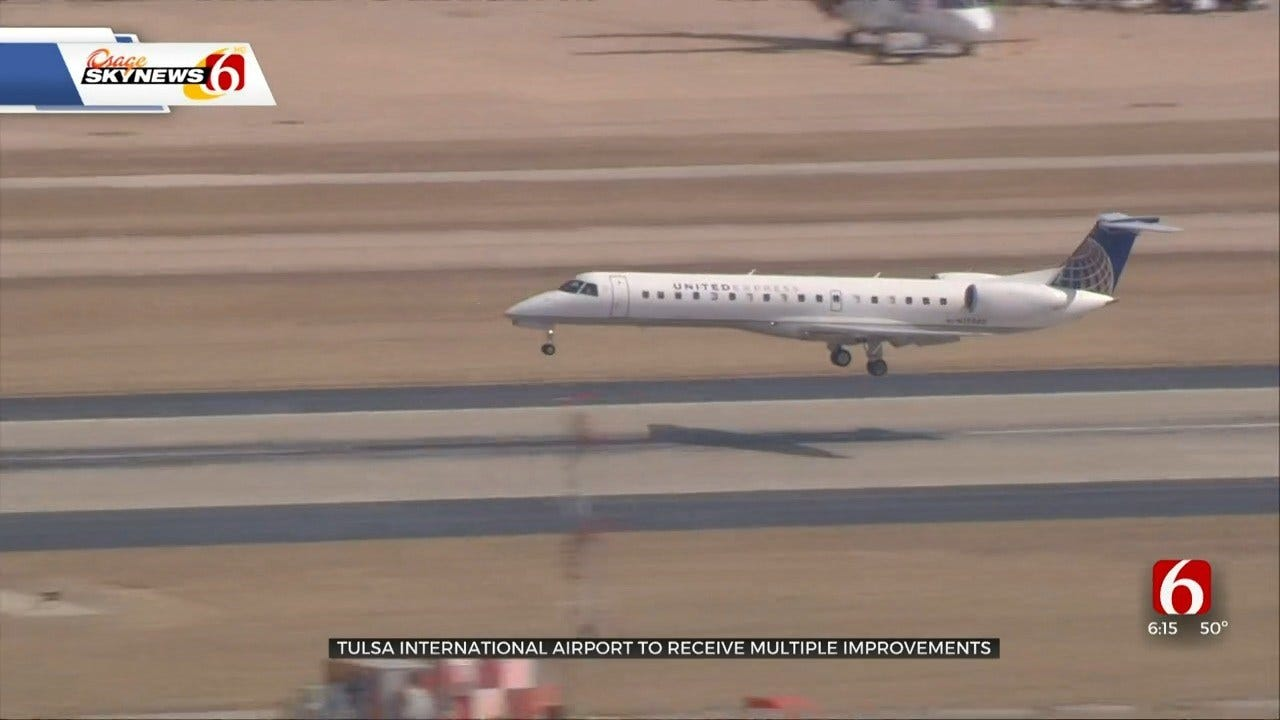 Oklahoma Airports To Receive $21 Million In Funding From Federal Government