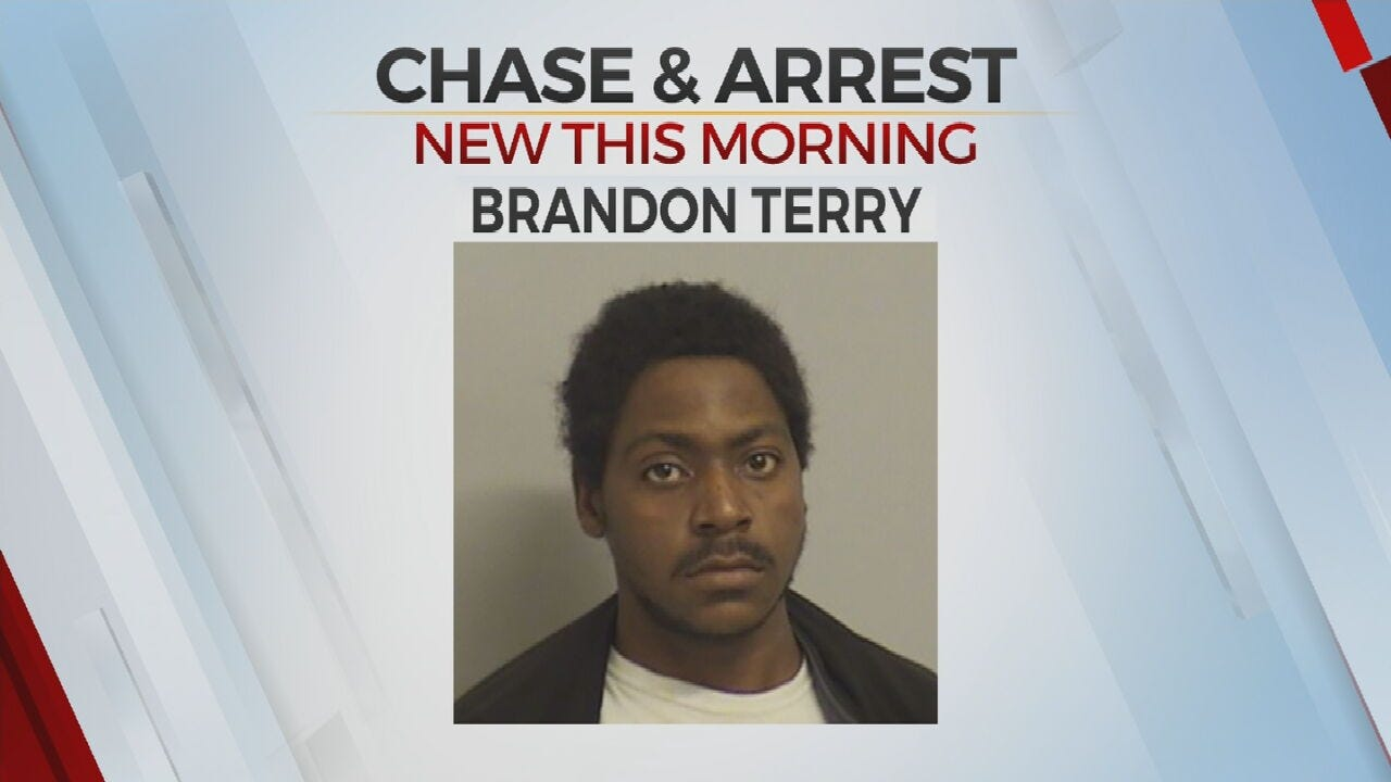Tulsa Police: Short Chase Leads To Arrest