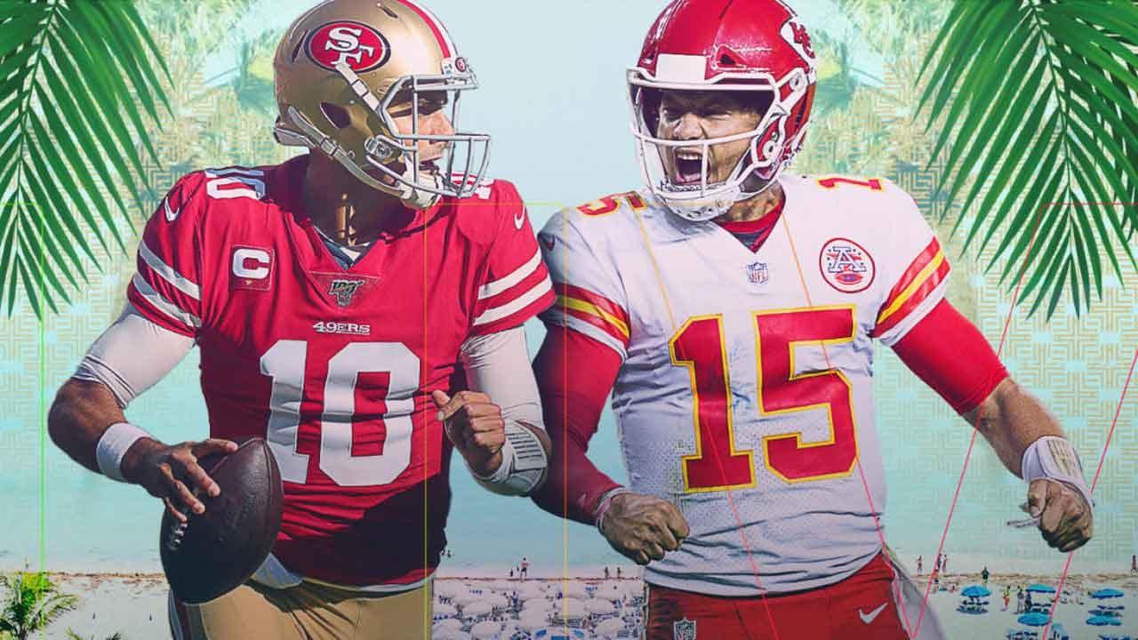 Super Bowl 2020, Chiefs Vs. 49ers