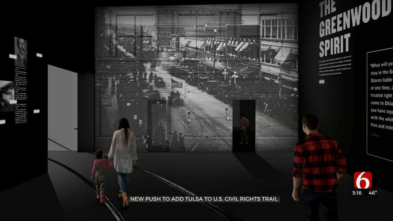 Effort Underway To Get Tulsa On Civil Rights Trail