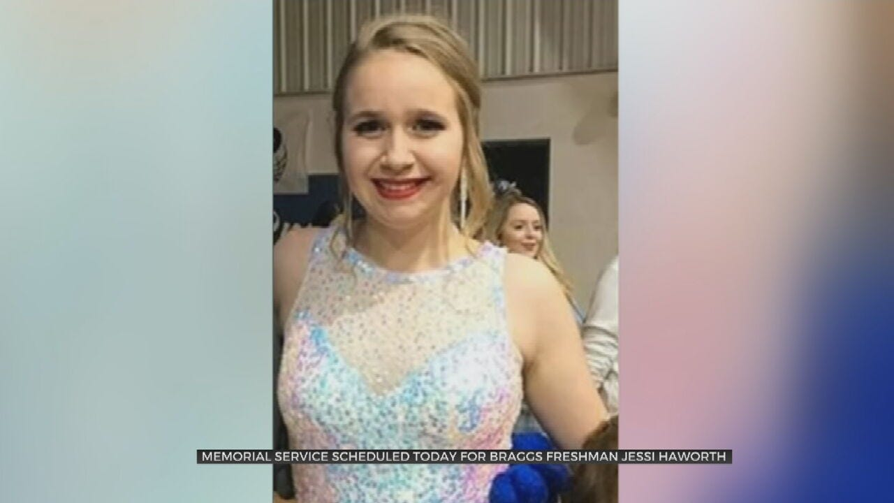 Braggs Community Remembers Student Killed In Crash