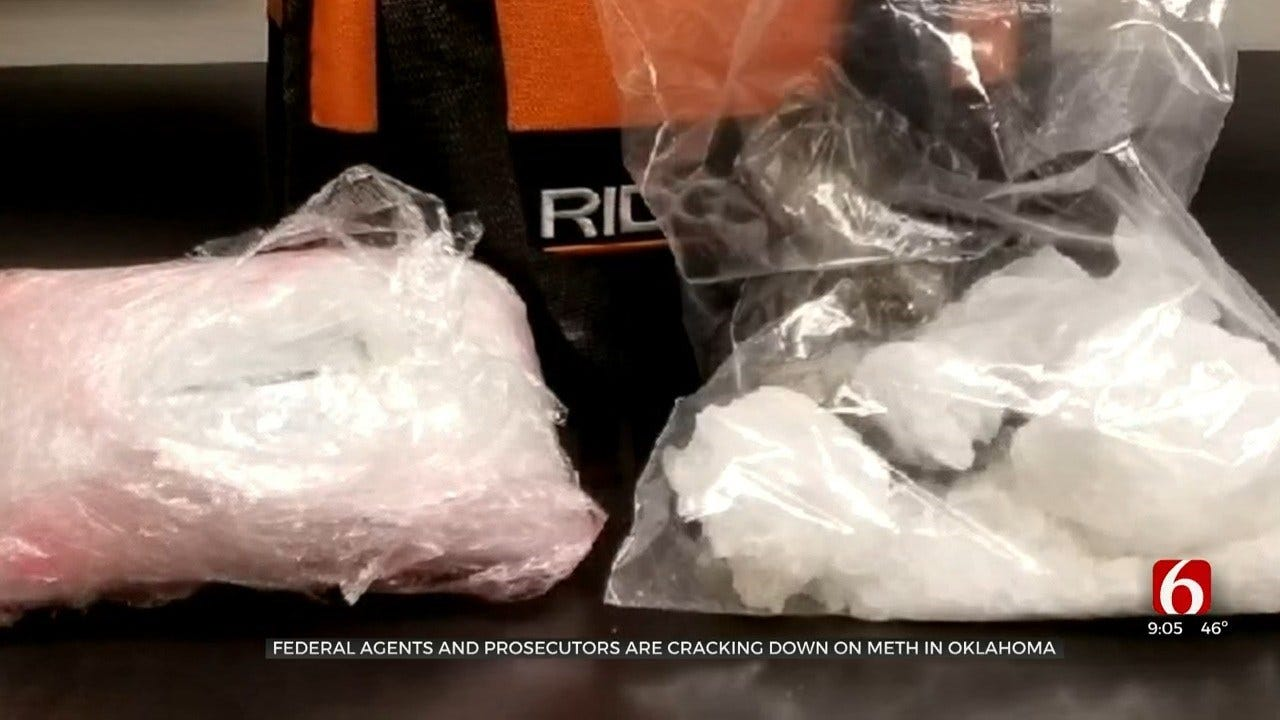 DEA Hopes To Improve Oklahoma's Meth Problem