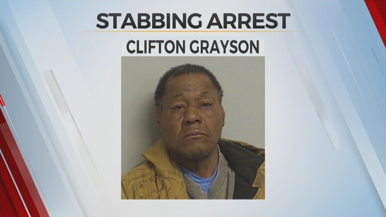 Man Arrested After Stabbing, Tulsa Police Say