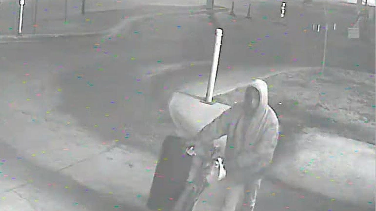Tulsa Fire Dept. Looking For Person Of Interest In 2 Arson Cases