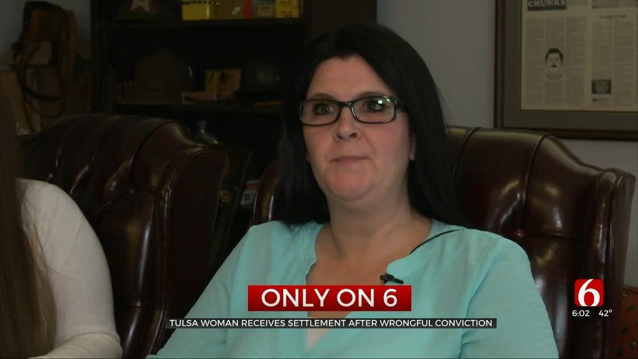 Tulsa Woman Thankful After Winning Drug Charge Lawsuit