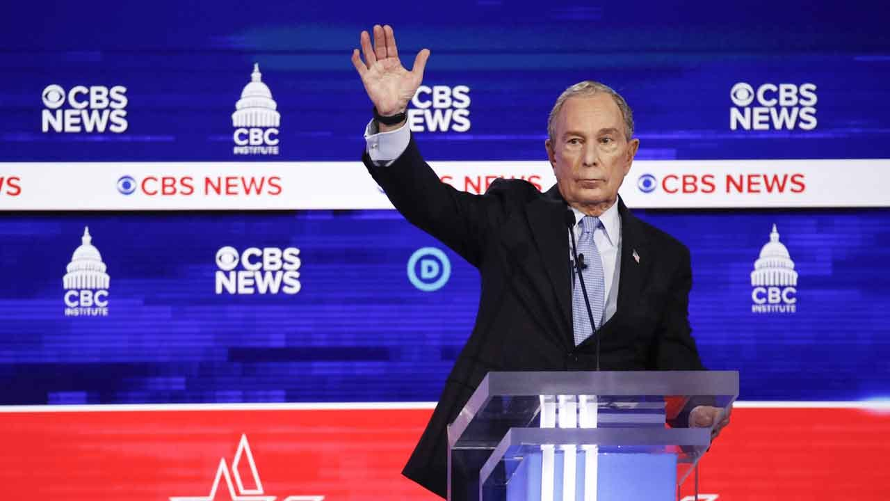 Bloomberg Ends Presidential Bid After Super Tuesday Rejection, Endorses Biden