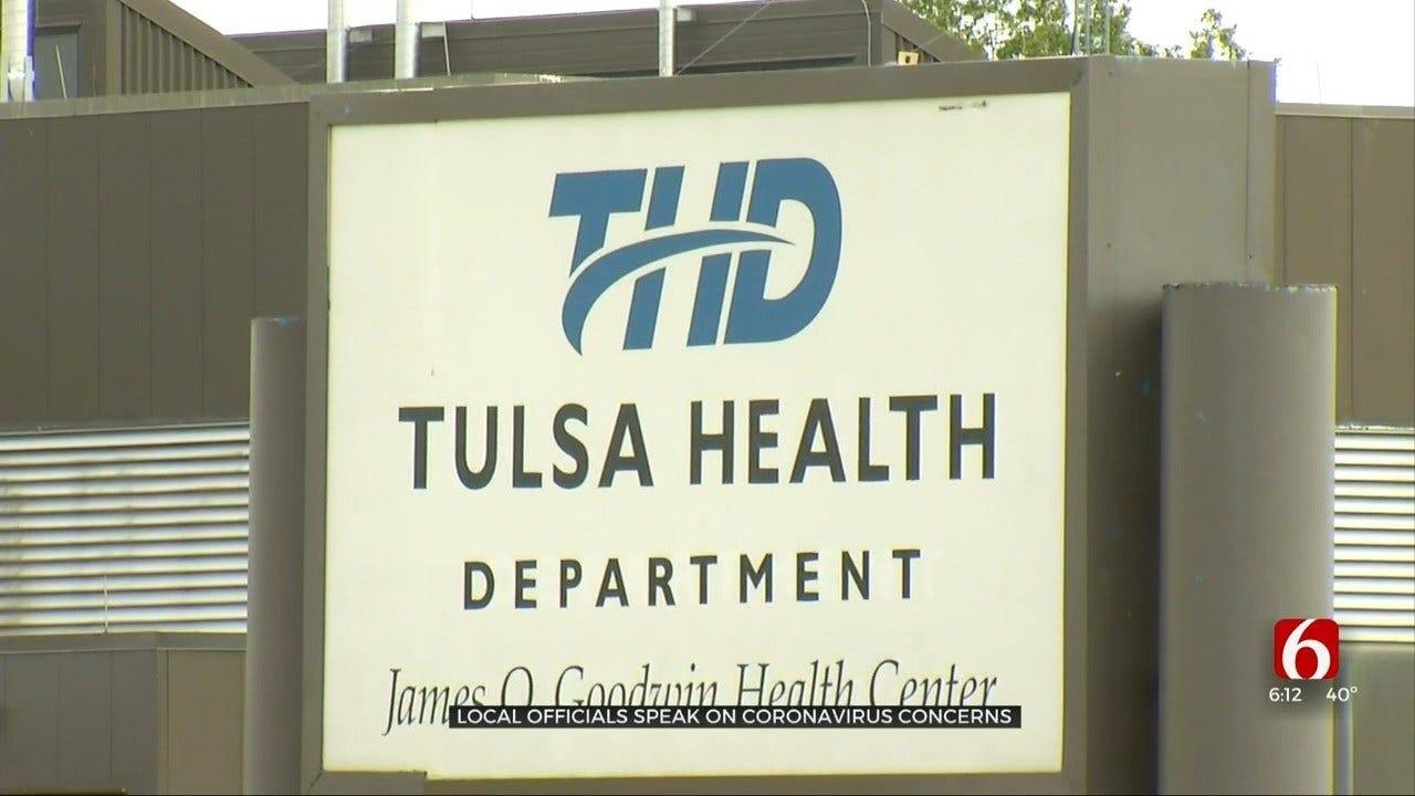 Oklahoma Health Experts Prepare For Potential Spreading Of Coronavirus In US