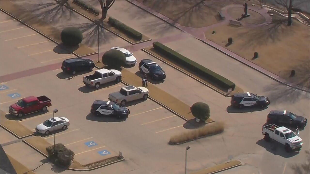 Woman In Broken Arrow Police Custody After Stolen Vehicle Chase