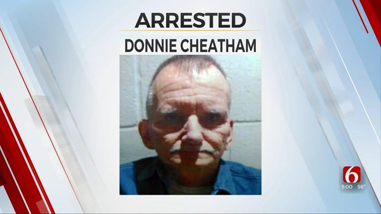 Bixby School Bus Driver Arrested On Suspicion Of Public Intoxication