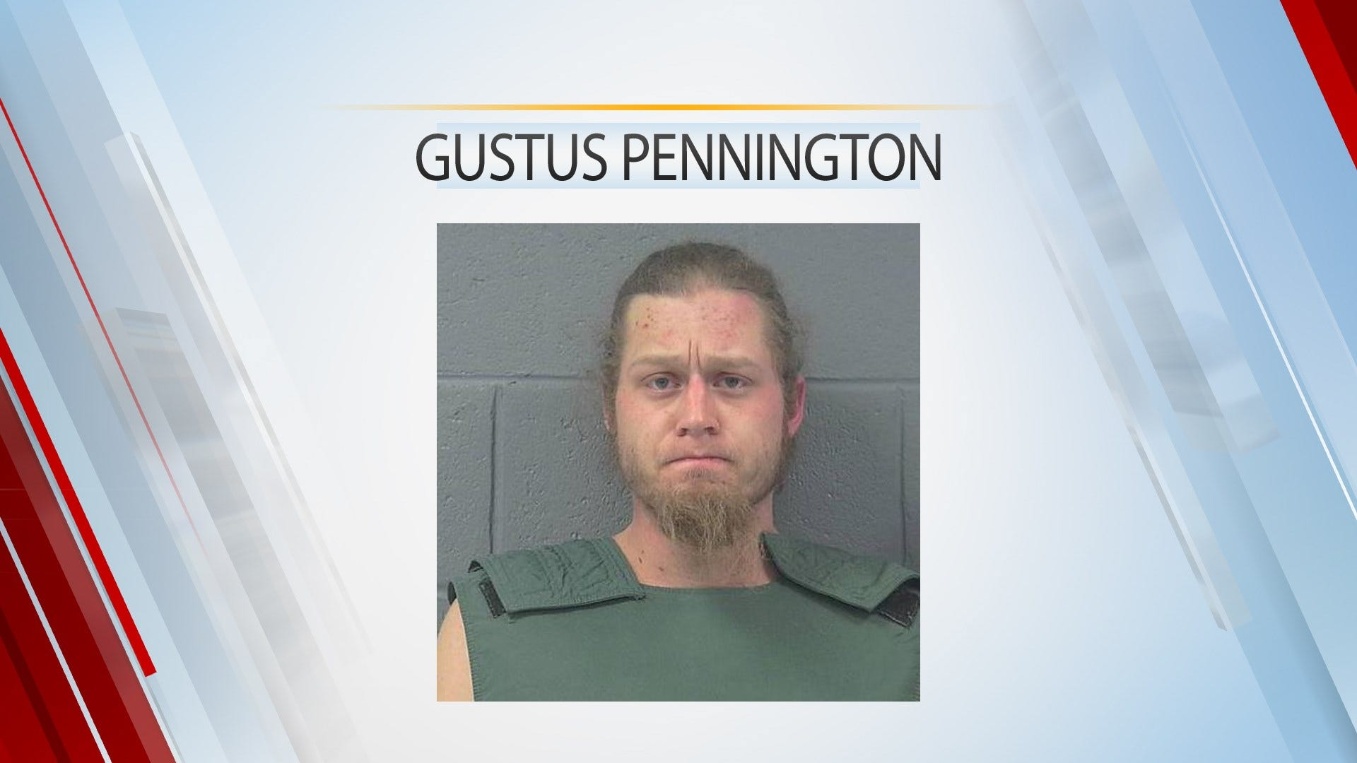Rogers Co. Deputies: Man Holds Girlfriend Hostage, Uses Shock Collar On 3-Year-Old