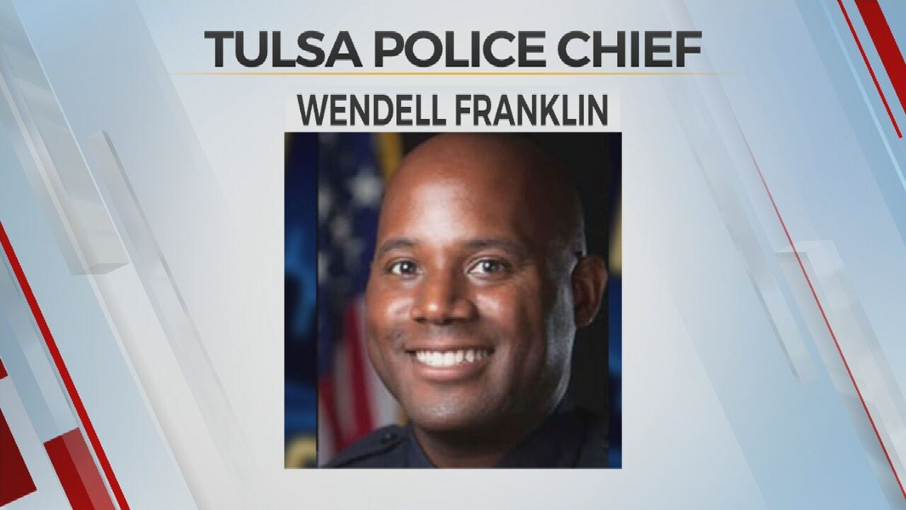 TPD's New Chief Starts First Week On The Job