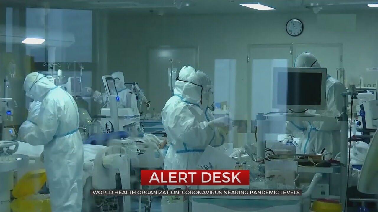 Coronavirus Infections Surpass 20,000, China Says