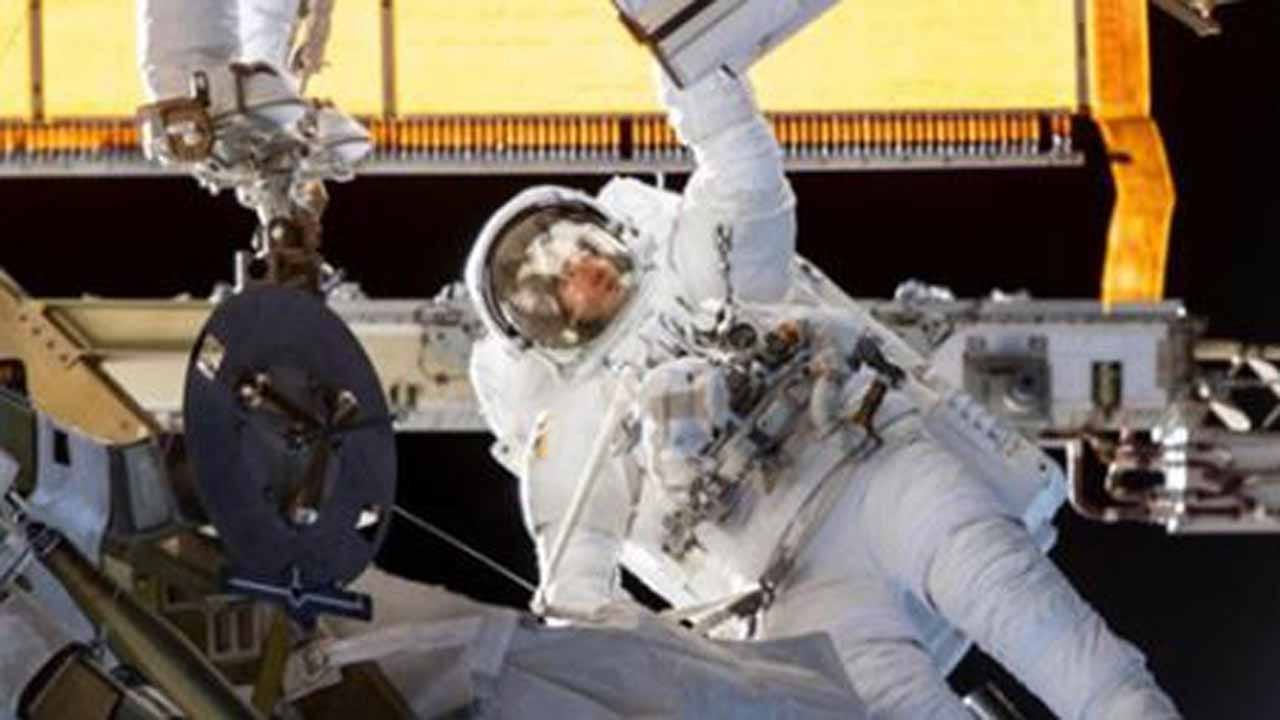 Christina Koch Heads Home, Setting New Record For Female Astronauts