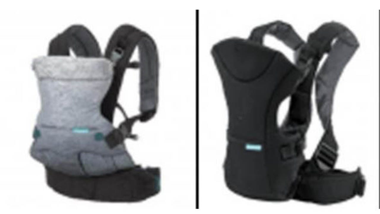 Infant Carriers Sold At Amazon, Target, Walmart Recalled For Fall Risk
