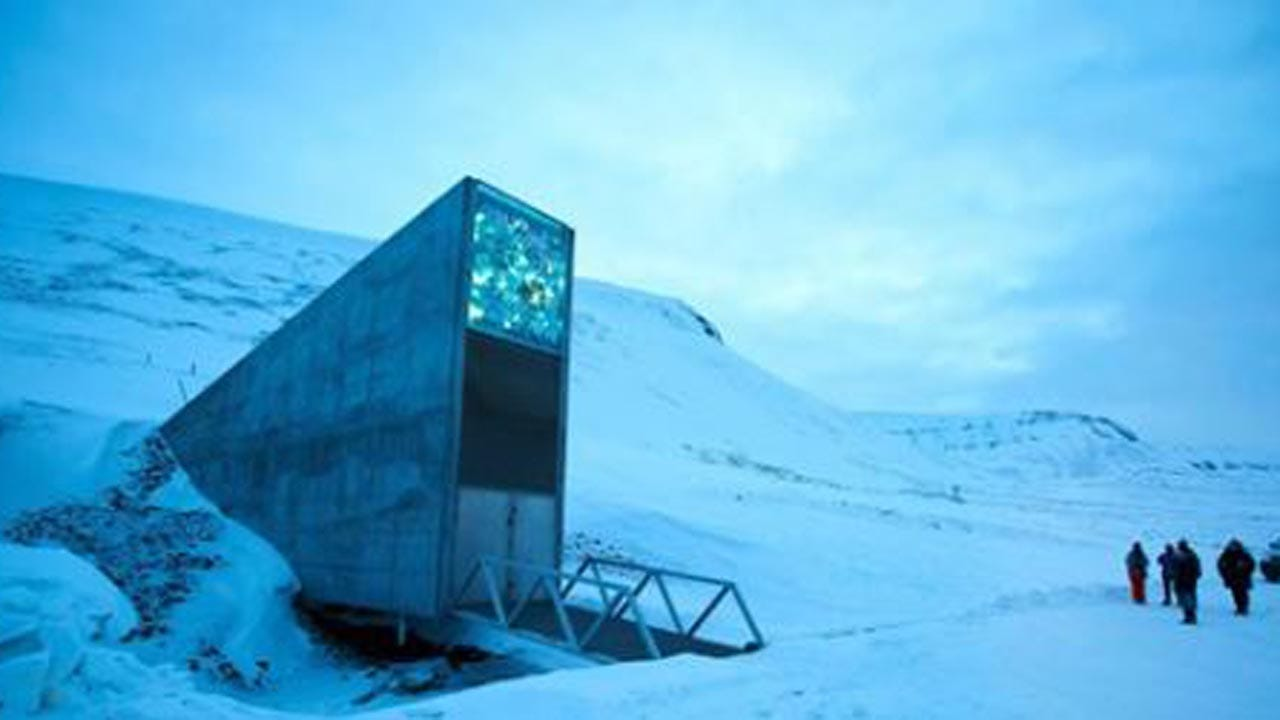 Cherokee Nation Becomes 1st U.S. Tribe To Preserve Culturally Important Seeds In Arctic 'Doomsday' Vault