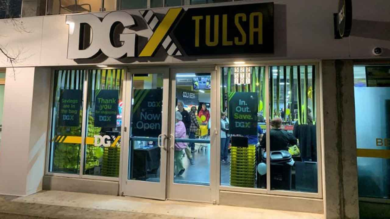 DGX Holds Grand Opening In Downtown Tulsa