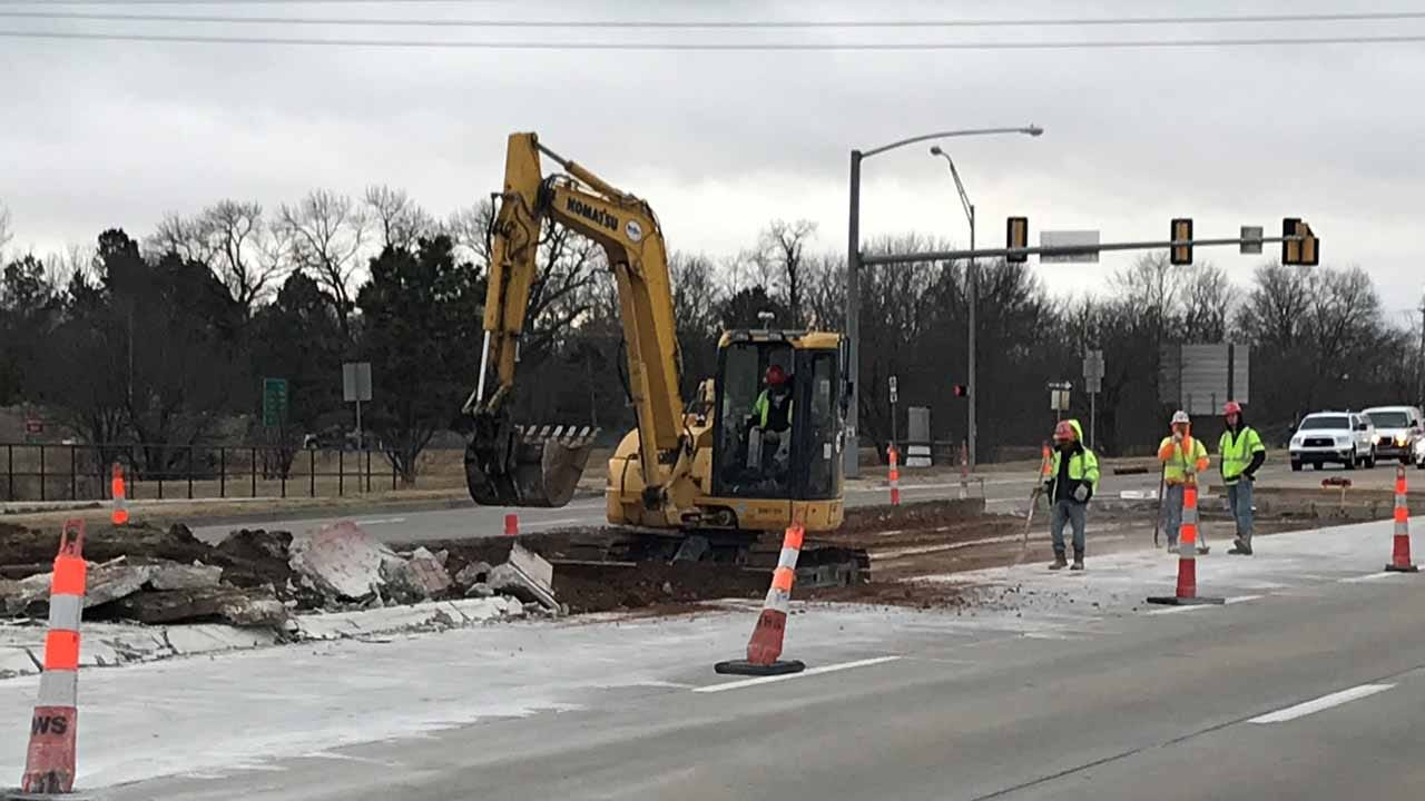 Yale Street Project Expected To Lessen Rush Hour Congestion