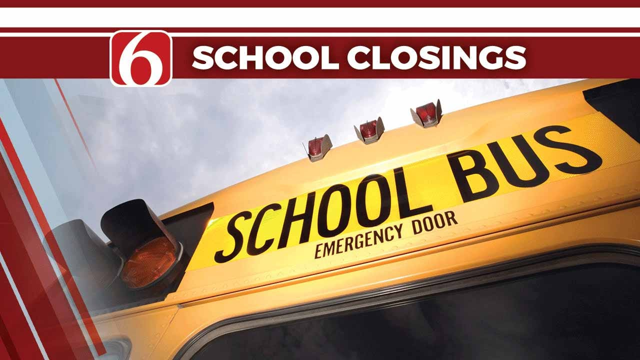 Schools Closing After Of Winter Weather