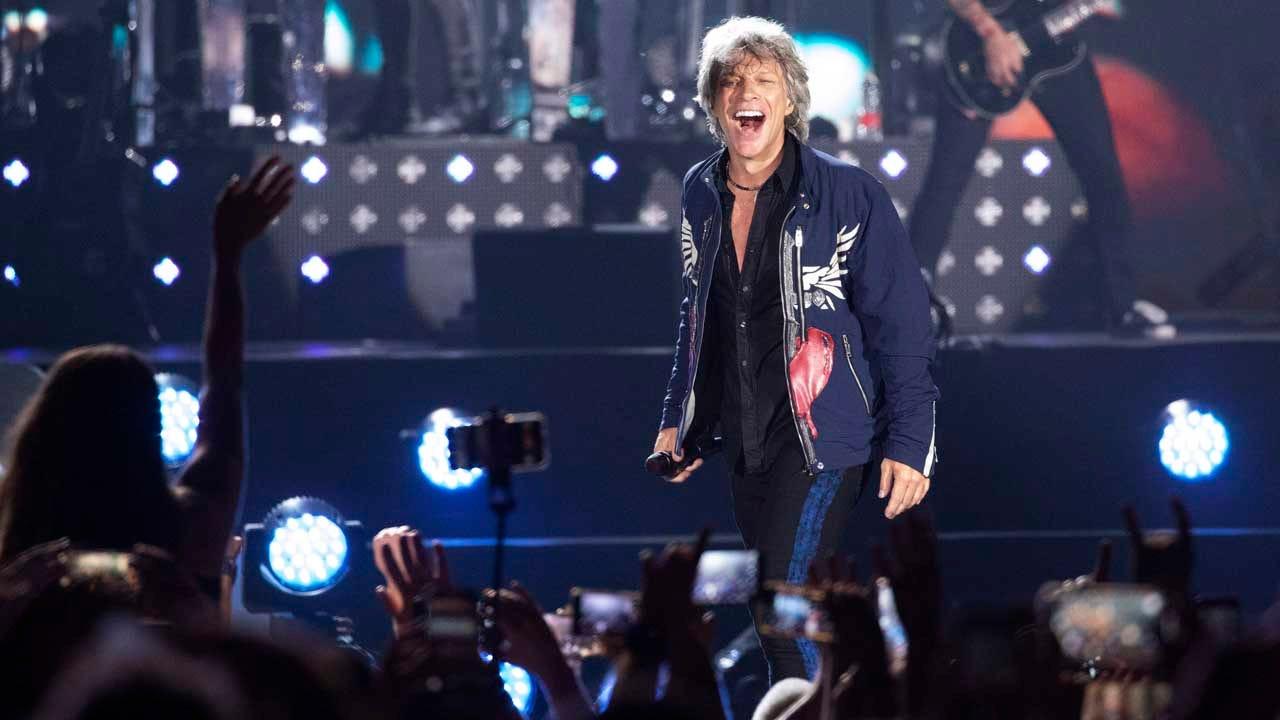 Bon Jovi To Perform At Tulsa's BOK Center