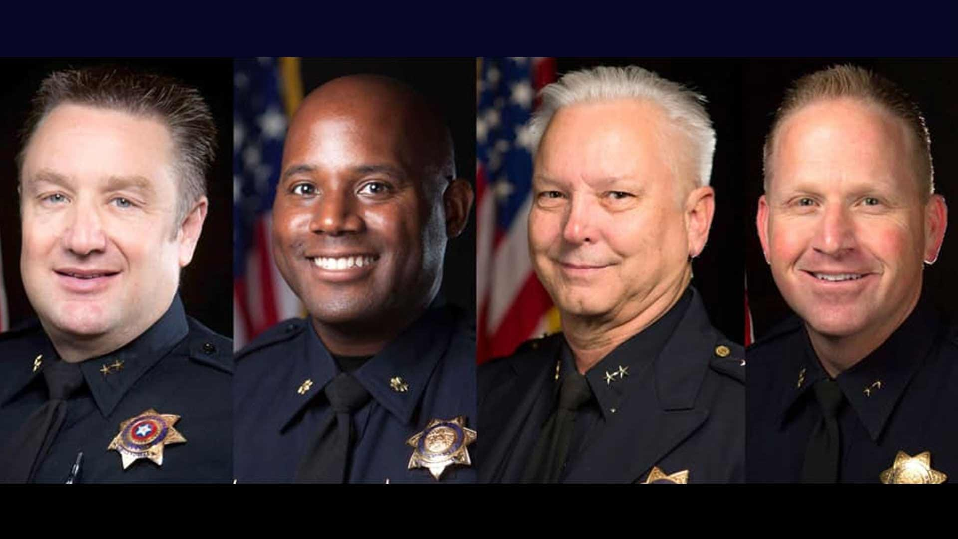 Tulsa Mayor Announces Final 4 Police Chief Candidates