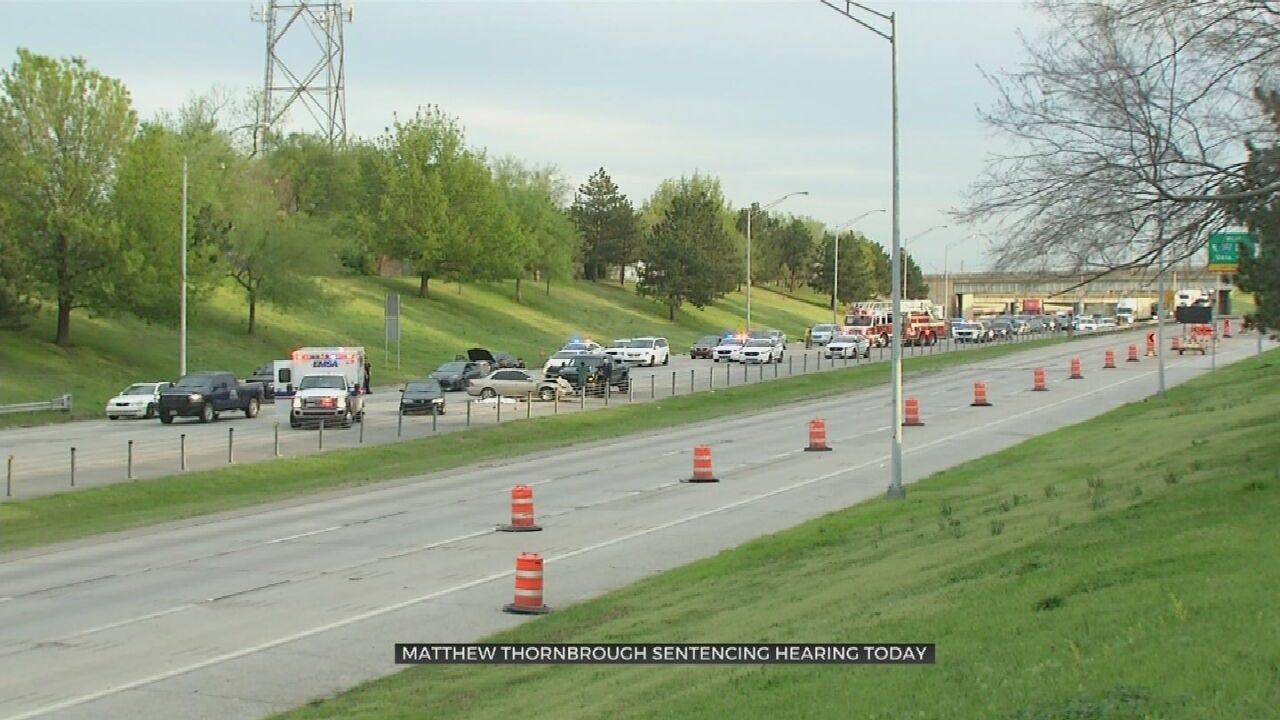 Tulsa Man Sentenced In Shooting Death Of Woman On Hwy 75