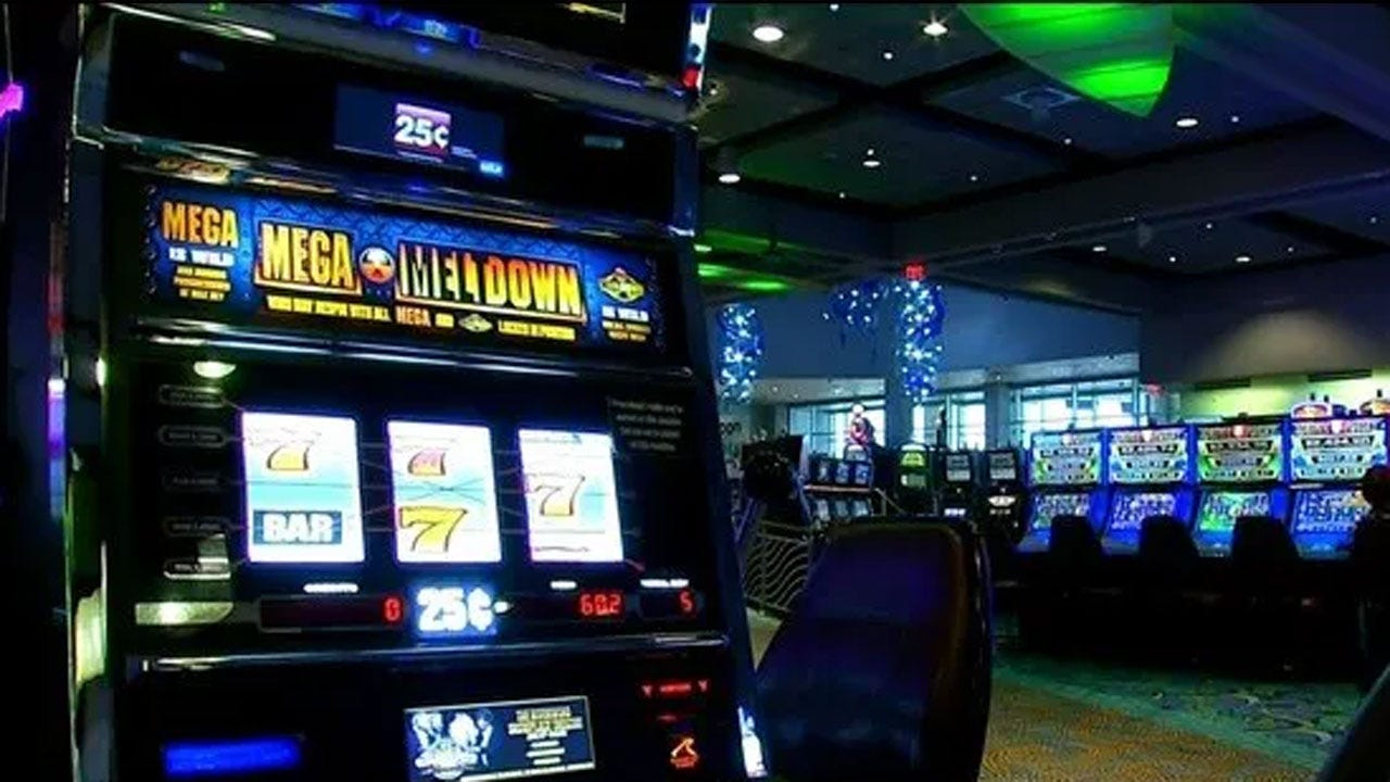 Indian Gaming Leader: 'Astonished, Offended' After Stitt Floats Commercial Casino Idea