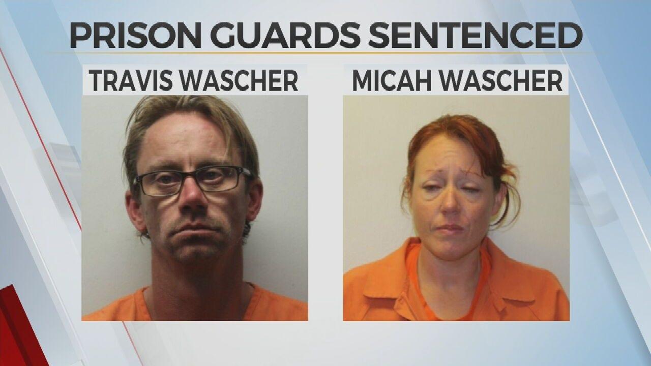 Former Correctional Officers Sentenced For Running Drug Ring For Prisoners
