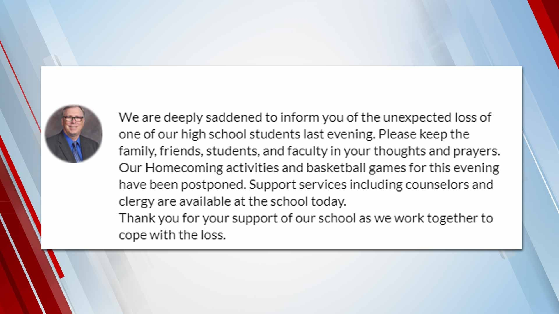 Commerce Public Schools Postpones Homecoming Due To Student Death