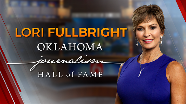 Lori Fullbright Selected For Oklahoma Journalism Hall Of Fame