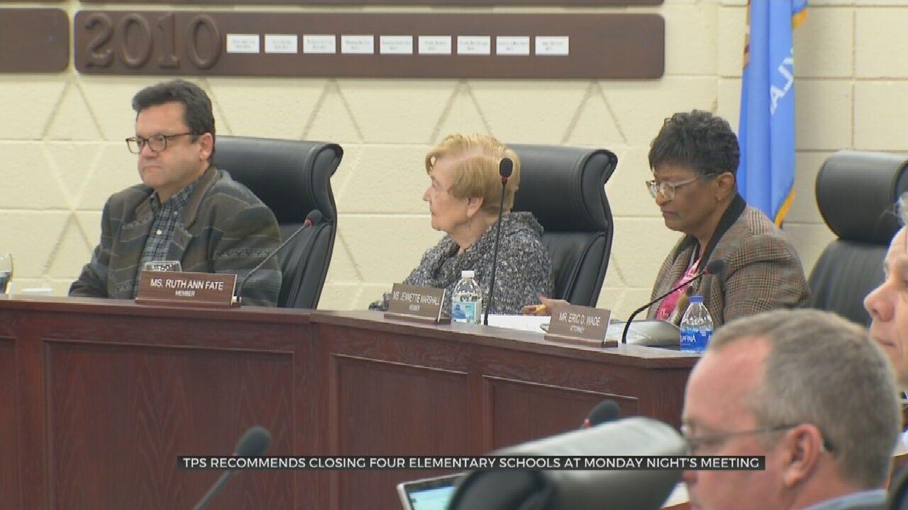 Tulsa Public Schools Superintendent Recommends Closing Schools