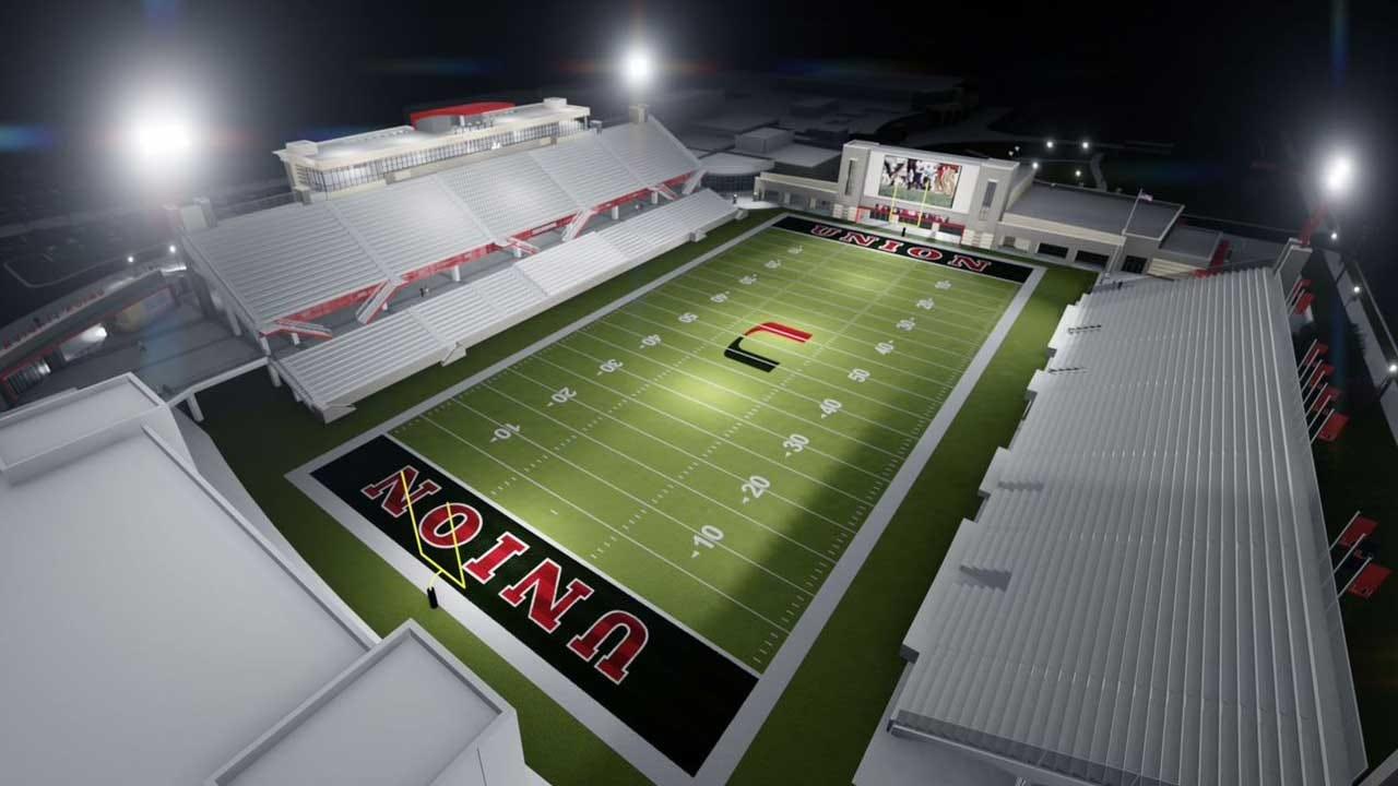 Union Stadium Demolition Begins This Week In Tulsa