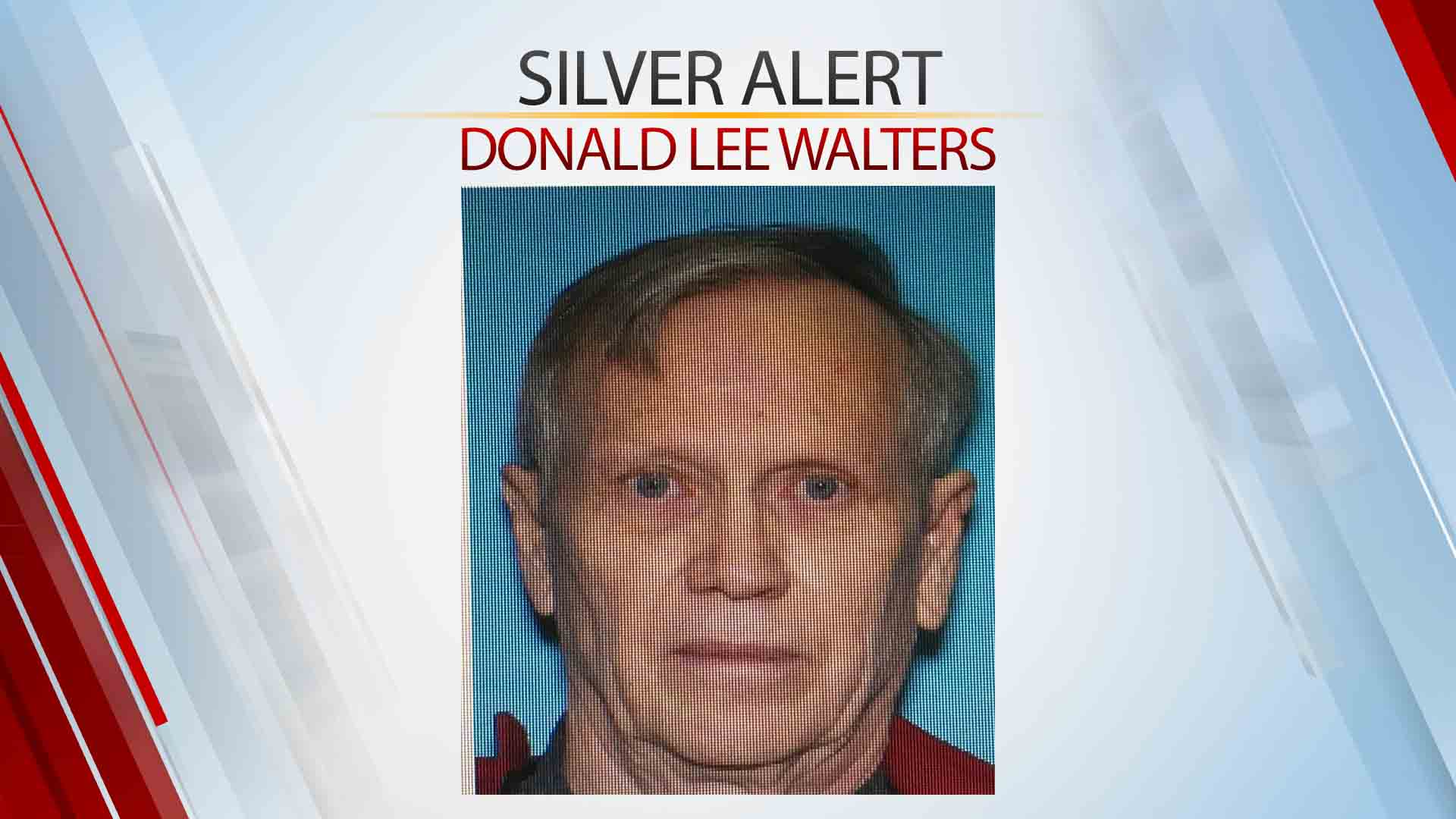 Okmulgee County Sheriff's Office Issues Silver Alert For Missing Man With Alzheimer's