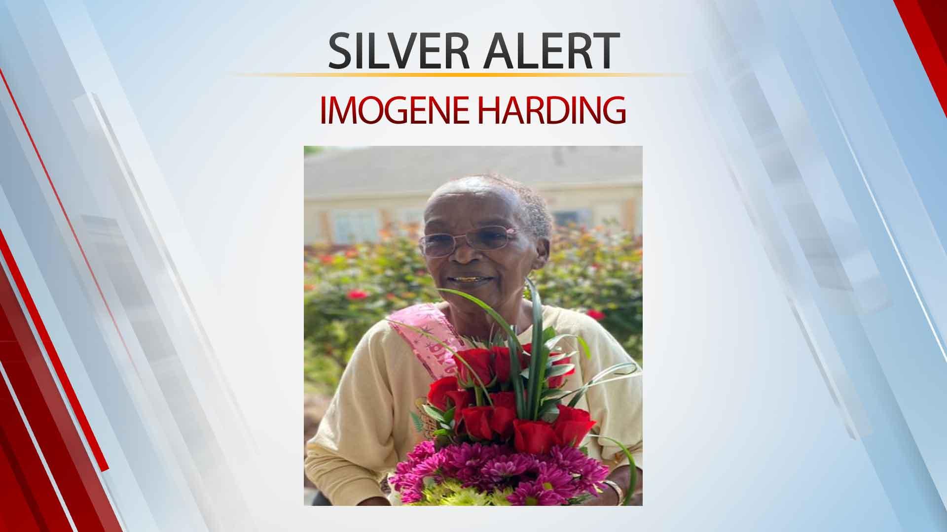 Imogene Harding (Silver Alert)