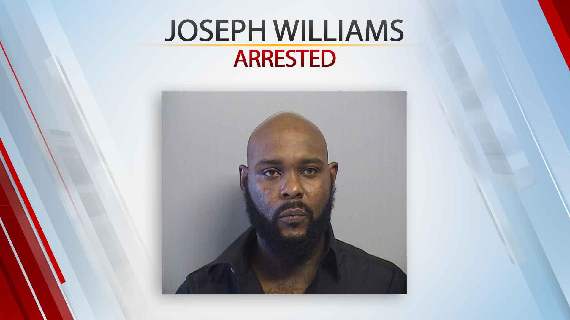 Joseph Williams (mug)